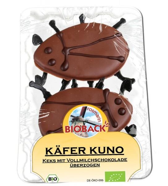 Käfer Kuno mit Vollmilchüberzug 2St, 2Stück