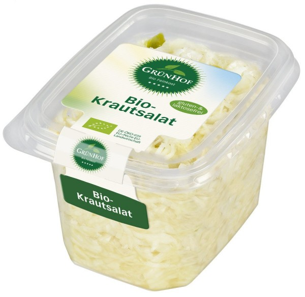 Delikatess Krautsalat, 360g