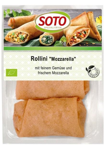 Rollini mit Mozzarella 3St, 150g