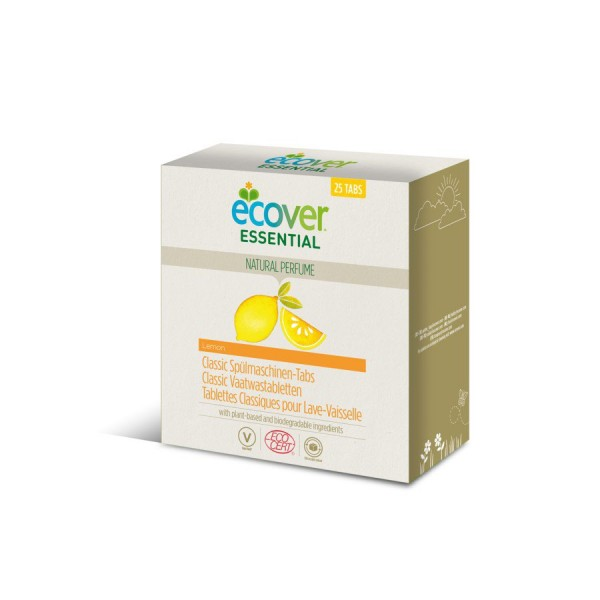 Spülmaschinen-Tabs Zitrone 25St, 500g