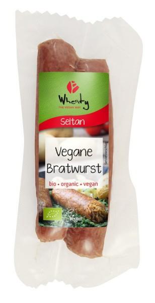WHEATY Veganwurst Bratwurst 2St, 130g