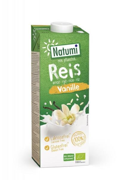 Reis-Vanilla-Drink glutenfrei, 1,0l