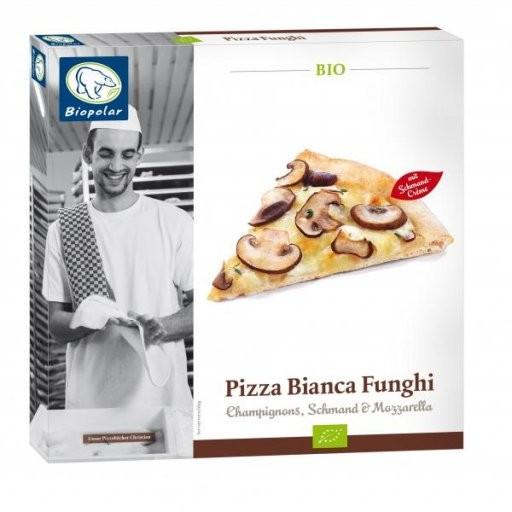 TK-Steinofen-Pizza Bianca Funghi, 300g