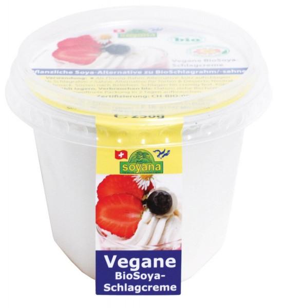 Soja-Schlagcreme vegan, 250g