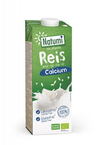 Reis-Drink plus Kalzium glutenfrei, 1,0l