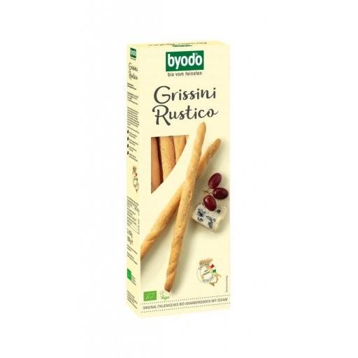 Grissini rustico mit Sesam, 2x50g