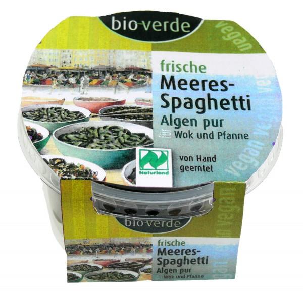 Frische Meeres-Spaghetti - Algen pur, 75g