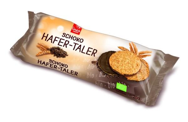 Schoko Hafertaler, 200g