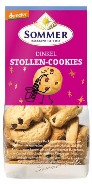 Dinkel-Stollen Cookies DEMETER, 150g