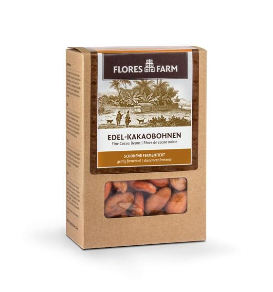 Edel-Kakaobohnen fermentiert, 90g