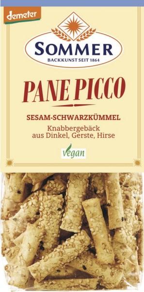 Pane Picco Sesam-Schwarzkümmel DEMETER, 150g