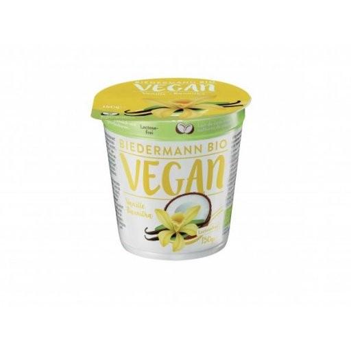 Kokos-Dessert Vanille vegan, 150g