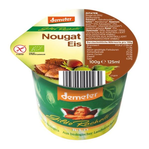 Eisbecher Nougat DEMETER, 125ml