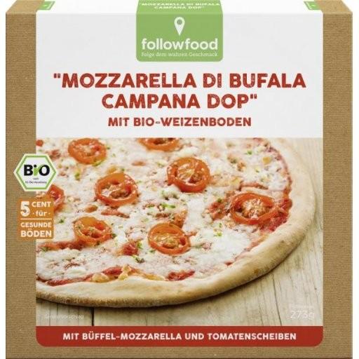 TK-Holzofen-Pizza Mozzarrella di Bufala, 273g