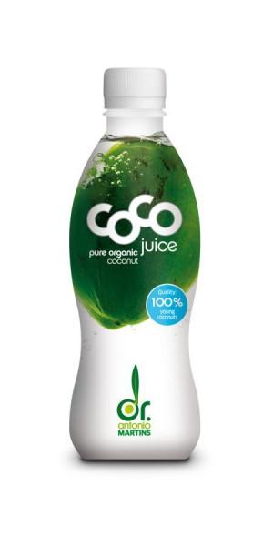 Cocojuice - PET, 330ml
