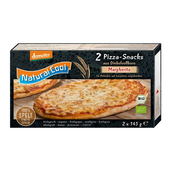 TK-Pizza-Snacks Dinkelvollkorn Margherita 2St, 2x145g
