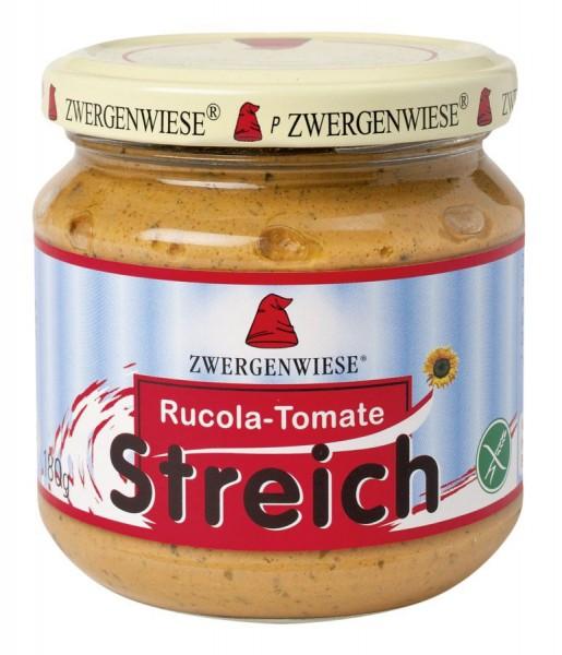 Streich Rucola-Tomate glutenfrei, 180g