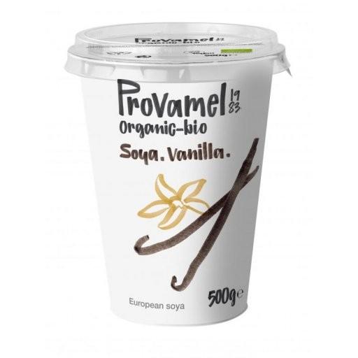 Soja-Jogurtalternative Vanille, 500g