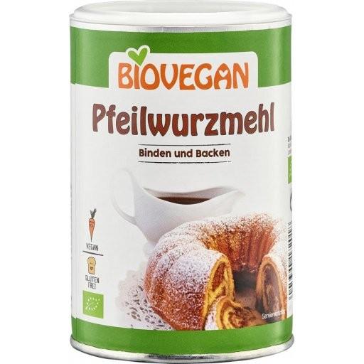 Pfeilwurzelmehl BindeFix Backen glutenfrei, 200g