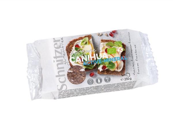 Canihuabrot glutenfrei geschnitten, 250g