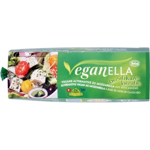 Veganella Basilikum, 200g